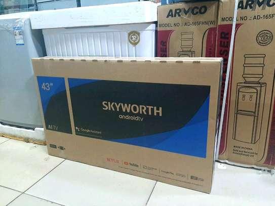 Skyworth 43inch Smart Android TV Frameless image 1
