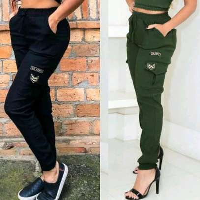 Army Cargo Pants image 1