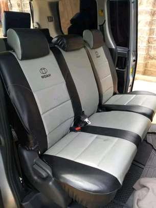 Zimmerman Car Seat Covers image 1