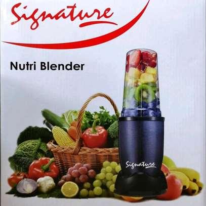 Nutri blender juicer
