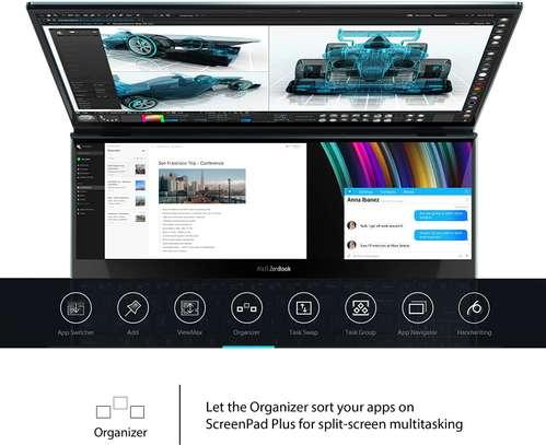 "Asus ZenBook Pro Duo UX581 15.6"" 4K UHD NanoEdge Bezel Touch image 4"
