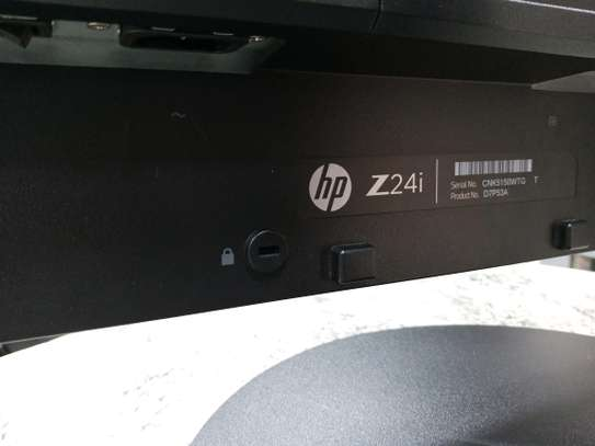 Hp Z24i Display 24 Inche Widescreen 1920×1200 IPS image 3