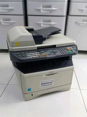 Effective kyocera ecosys fs1035 photocopier printer image 1