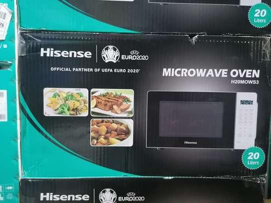 Hisense H20MOWS3 20 LITRES MICROWAVE image 2