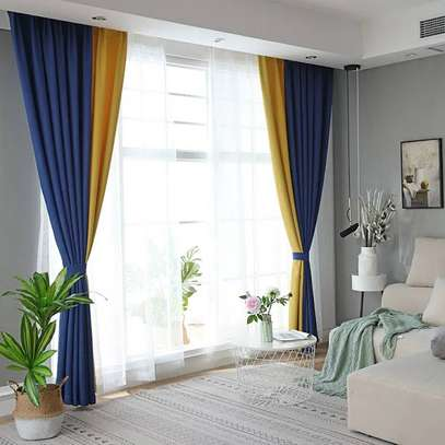 FANCY HOUSEHOLD  CURTAINS image 5