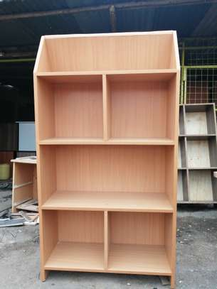 6fts height executive book shelves image 2
