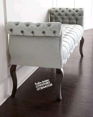 Modern chesterfield benches/modern benches /modern sofa designs image 1