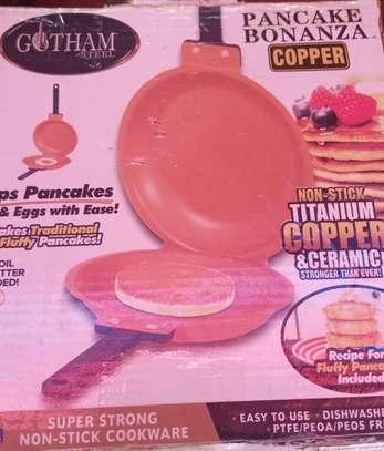 Pancake pan double sided image 1