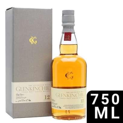 Glenkinchie 12 Year Old Whiskey 750 ML image 1
