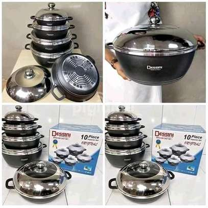 10Piece Dessini Cookware Set image 4