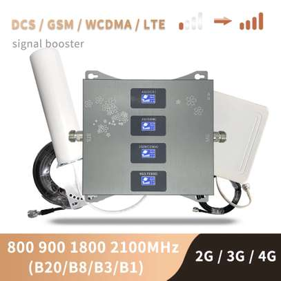 Network Repeater ( free installation) image 1