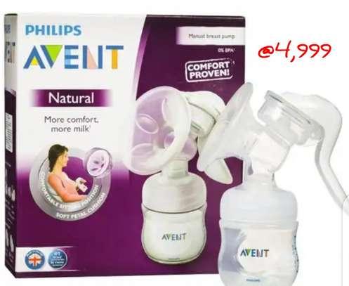 Breast pumps(avent, medela, lansinoh) image 1
