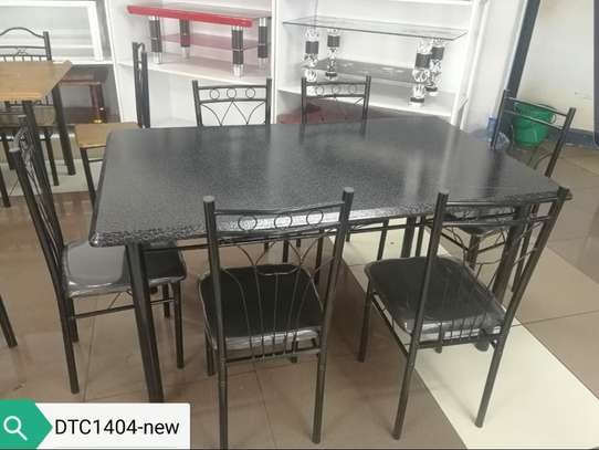 6 Seater Dining Tables image 2