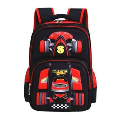 Speed (red) bagpack image 1