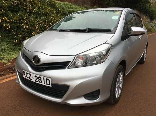 Toyota Vitz image 1