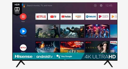 Hisence 70 inch smart Android 4k TV image 2