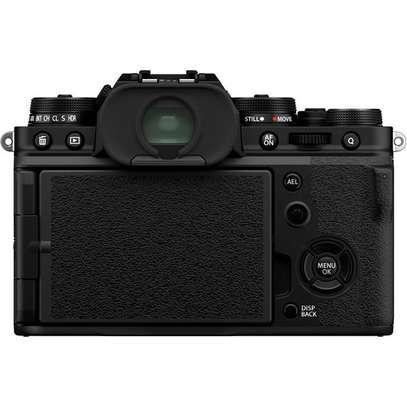 FUJIFILM X-T4 Mirrorless Digital Camera (Body Only, Black) image 2