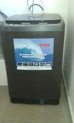 Top load washing machine image 1
