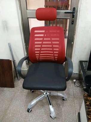 Headrest Office chair image 1