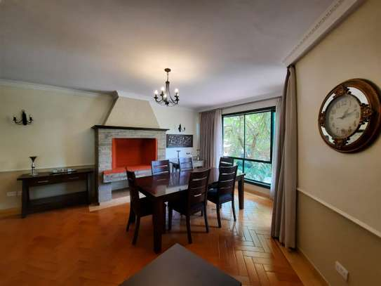 Furnished 3 bedroom townhouse for rent in Brookside image 4