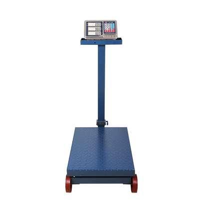 500 kg to 600kg TCS digital Price Computing Platform scale. image 1