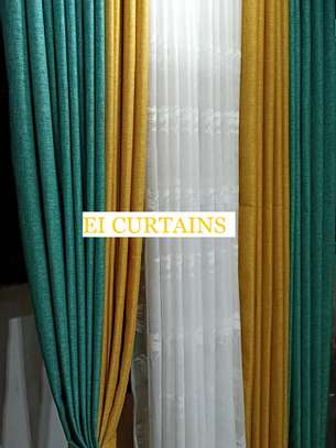 QUALITY HEAVY CURTAINS AND SHEERS image 6