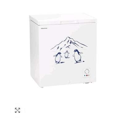 HISENSE – CHEST FREEZER – FC18DD4SA 200 LITRE image 1