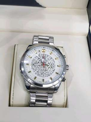 Silver executive quality  watch image 1