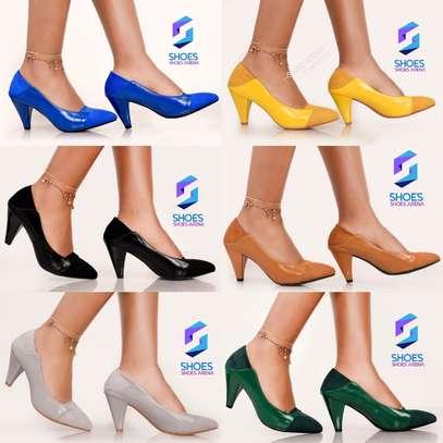 Elegant Comfy Heels image 1