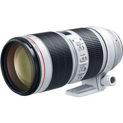 Canon EF 70-200mm f/2.8L IS III USM Lens image 1