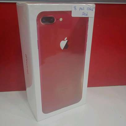 Iphone 8 plus 256gb new(Shop) Offer with delivery image 2