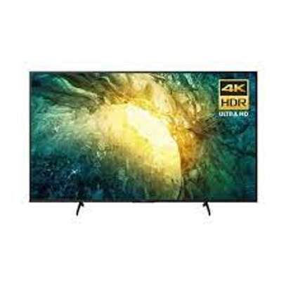 Sony 65 Inch 4K Android Smart HDR 10+ TV 2020 Model image 1