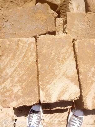 machine cut stones image 5