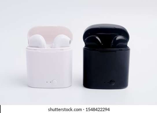 I7 Tws Twins True Wireless Earbuds Mini Bluetooth Stereo Headphone Headset Sports Mobile Earphone image 1