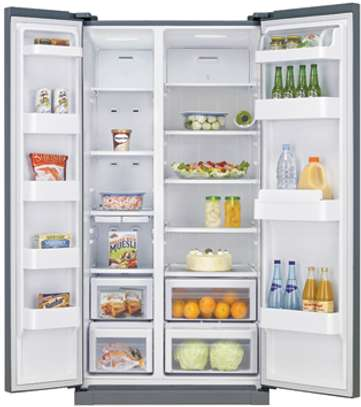 RS54N3A13S8 Samsung Side by Side Fridge  19CuFt/535 Litres image 2