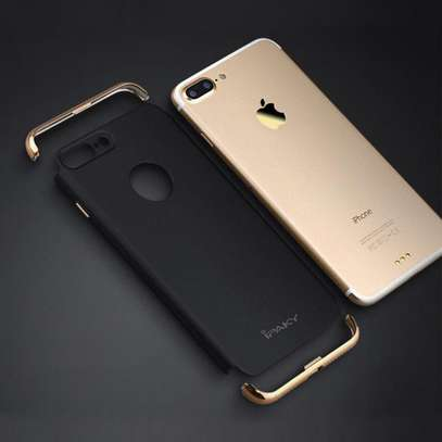 IPAKY 3 in 1 design Luxury classic hard PC for iPhone 7 /8 image 4
