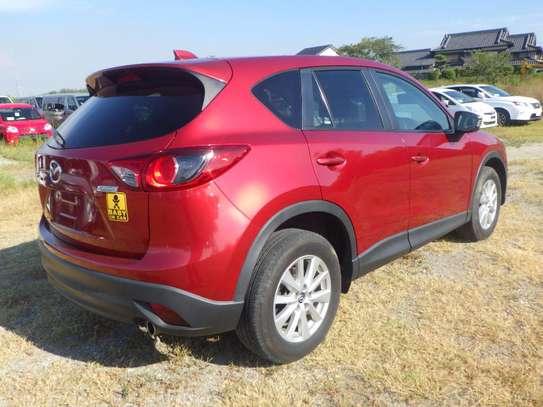 Mazda CX5 Year 2013 KDB 2.2L Diesel 4WD Automatic Transmission Ksh 1.94M image 9