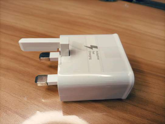 Samsung fast charging adapter image 1