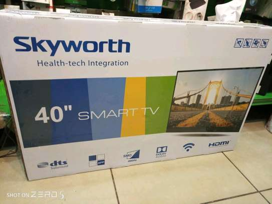 Skyworth 40 inch Smart Tv image 1
