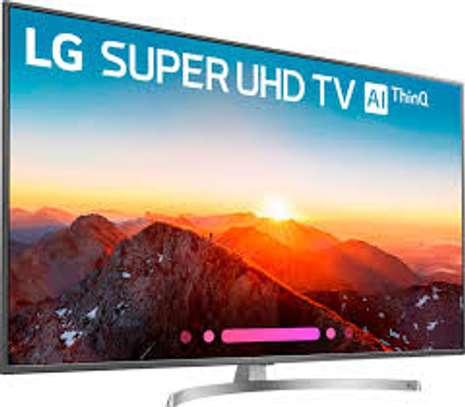 "LG 55"" 4K UHD SMART TV, VOICE RECOGNITION ,MAGIC REMOTE,VOICE SEARCH,WI-FI- 55UN73506LB image 1"