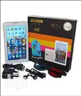 """Atouch A7 Plus Kids Tablet 7"""" 1GB RAM –16GB ROM Wi-Fi image 1"""