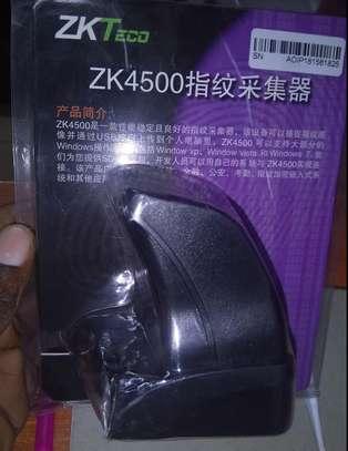 USb Fingerprint Reader ZK 4500