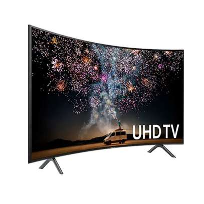 Samsung 49 Inch Curved Smart 4K UHD TV -49RU7300 - Series 7 - Black
