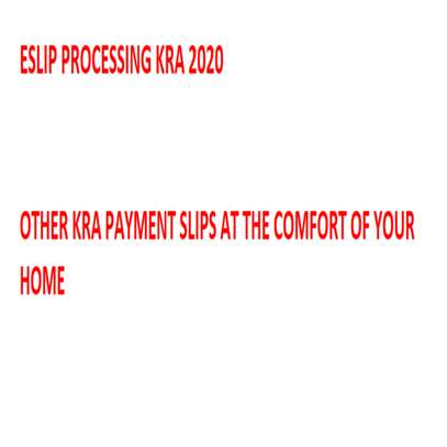 KRA SERVICES ESLIP PROCESSING, KRA PENALTY PAYMENT SERVICES, image 3