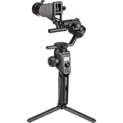 Moza AirCross 2 3-Axis Handheld Gimbal Stabilizer (Black) image 1