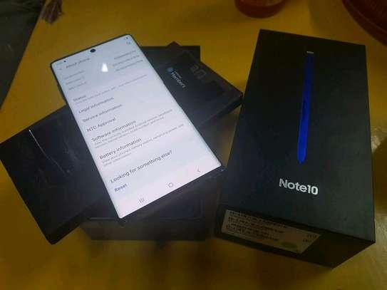 Samsung Galaxy Note 10 5g 512 Gb Flagship Smartphone image 3