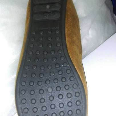 Ladies Suede Loafers image 3