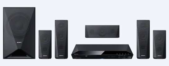Sony Dz350 Sony home theater Warrantied image 1