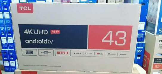 43 Inch TCL  Smart android 4kTV image 1