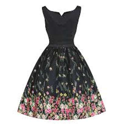 Floral Swing Dress image 1